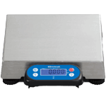POS bench Scales for seafood restaurants