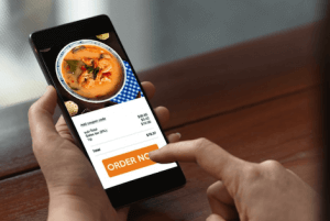Order Food from Online Ordering